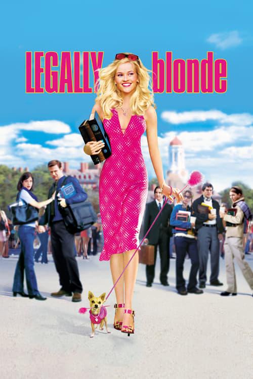 Legally Blonde film en streaming
