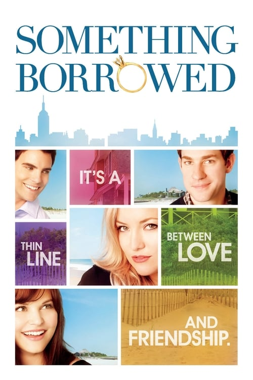 Something Borrowed - Poster