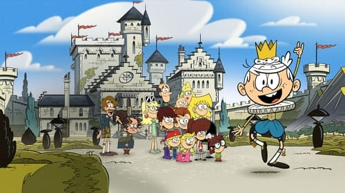 Subtitles The Loud House Movie (2021) in English Free Download | 720p BrRip x264