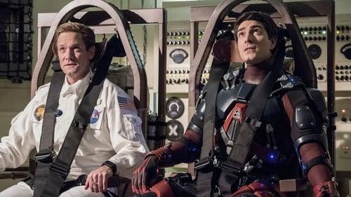 DC's Legends of Tomorrow - Season 2 - Episode 14: Moonshot