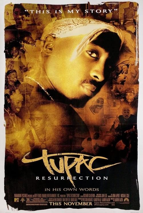 Tupac: Resurrection pelicula completa