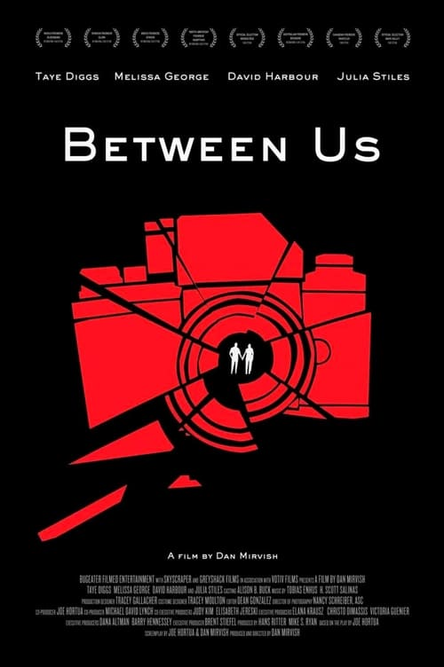 The poster of Between Us