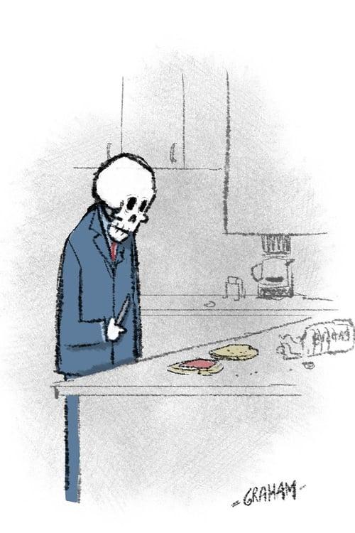 Principal Skeleton poster