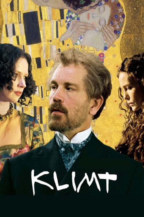 The poster of Klimt