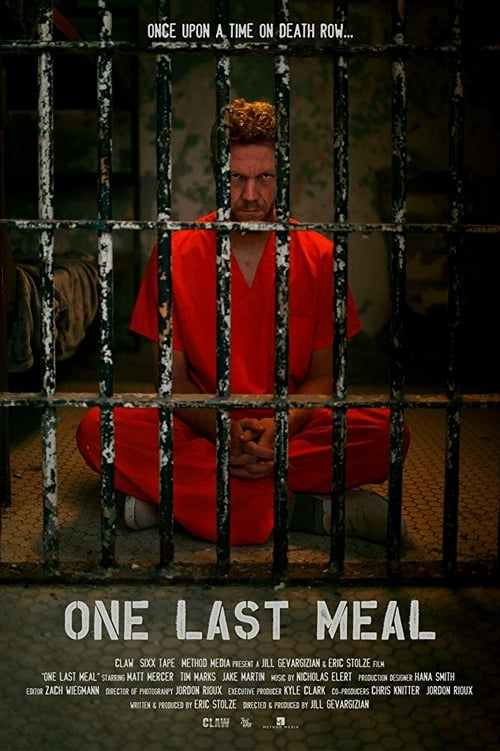 Película One Last Meal Gratis