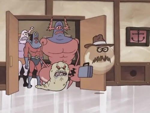 Spongebob Squarepants 2010 Hd Tv: Season 7 – Episode The Bad Guy Club for Villains