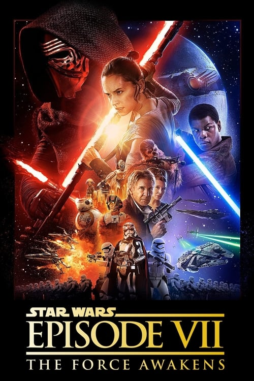 Streaming Star Wars: The Force Awakens (2015) Full Movie