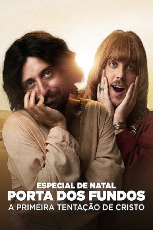 Ver The First Temptation of Christ (2019) Online