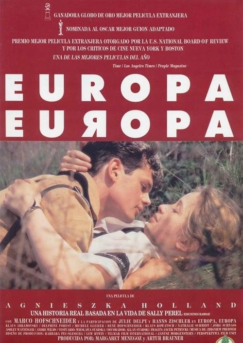 Película Europa Europa Con Subtítulos
