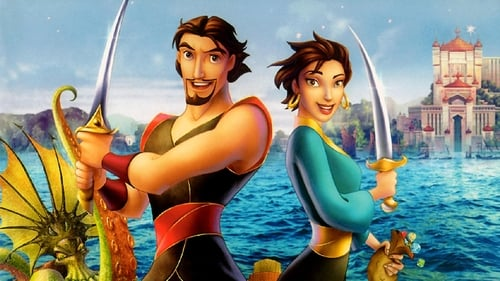 Subtitles Sinbad: Legend of the Seven Seas (2003) in English Free Download | 720p BrRip x264