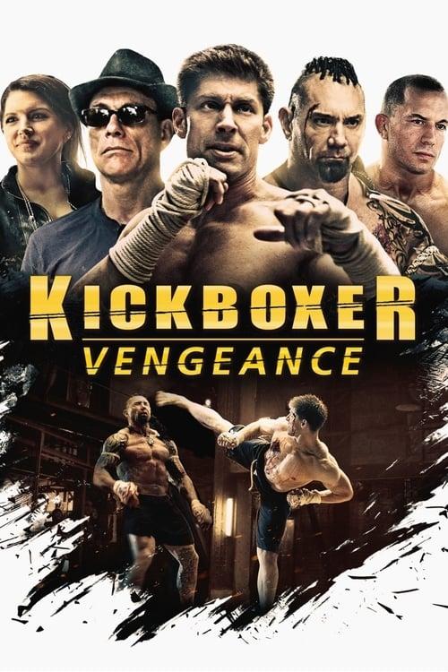 Kickboxer: Vengeance (2016) Poster