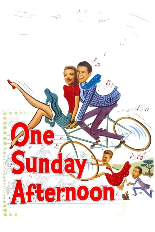 Película One Sunday Afternoon Doblada En Español