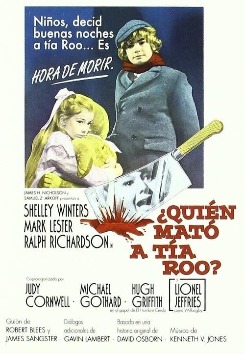 Película ¿Quién mató a Tía Roo? Completamente Gratis