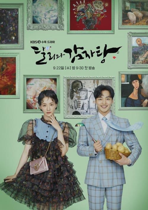 Nonton Drama Korea Dali and the Cocky Prince (2021)
