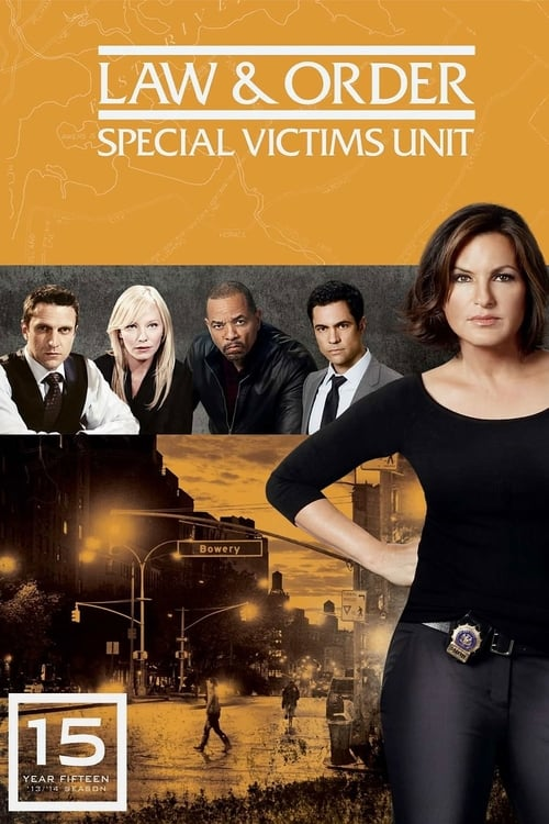 Law Order Special Victims Unit: Season 15