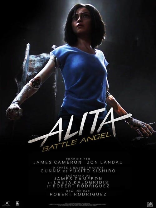 Regardez ۩۩ Alita : Battle Angel Film en Streaming Gratuit