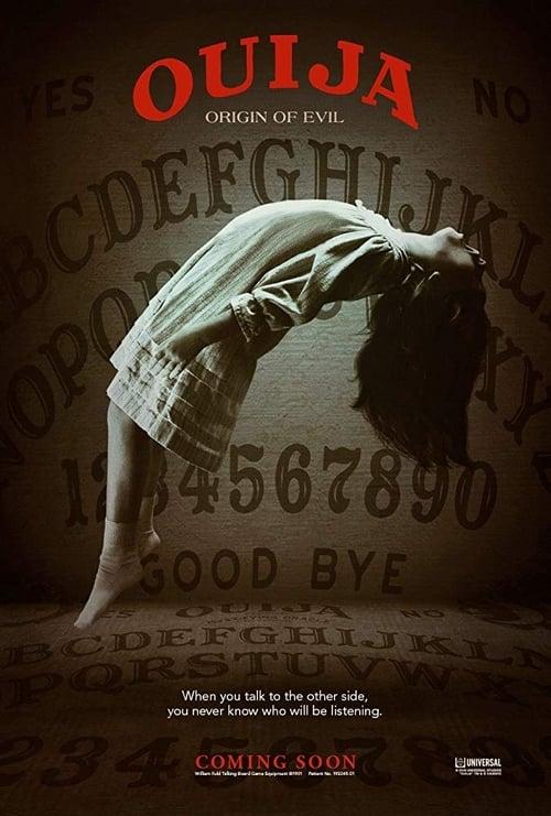 Watch Ouija: Origin of Evil (2016) Movie Free Online