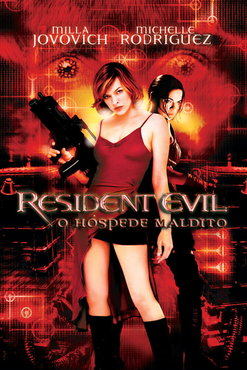 Assistir Resident Evil - O Hóspede Maldito - HD 720 Dublado Online Grátis HD