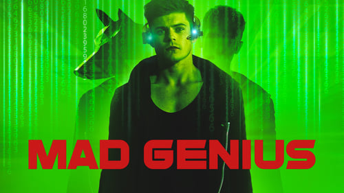 Mad Genius HD 720p, español latino, 2017