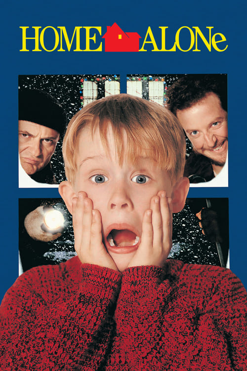 Home Alone - Poster