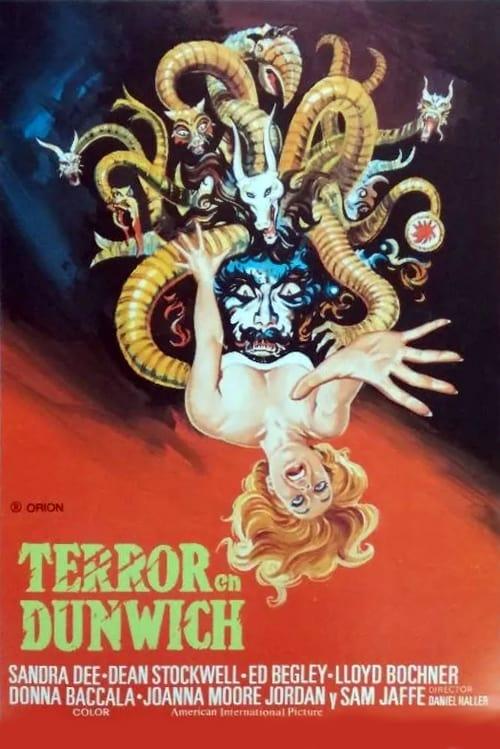 Película Terror en Dunwich Con Subtítulos En Español