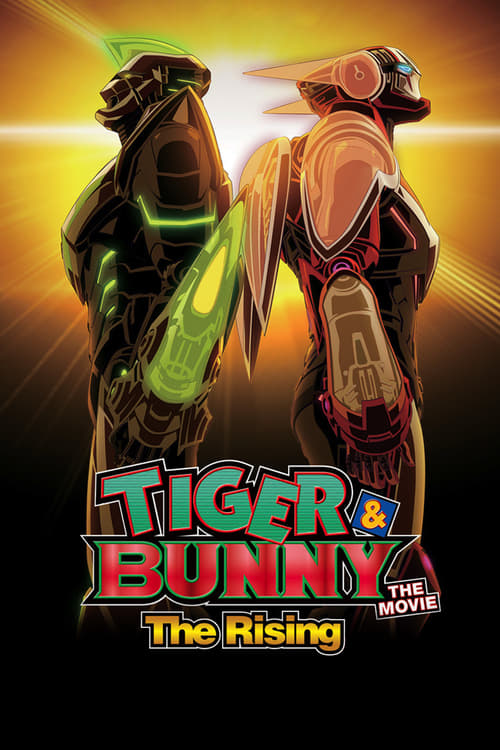 Tiger & Bunny - The Movie: The Rising