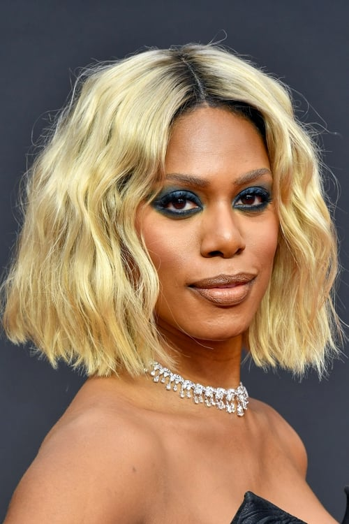 A picture of Laverne Cox