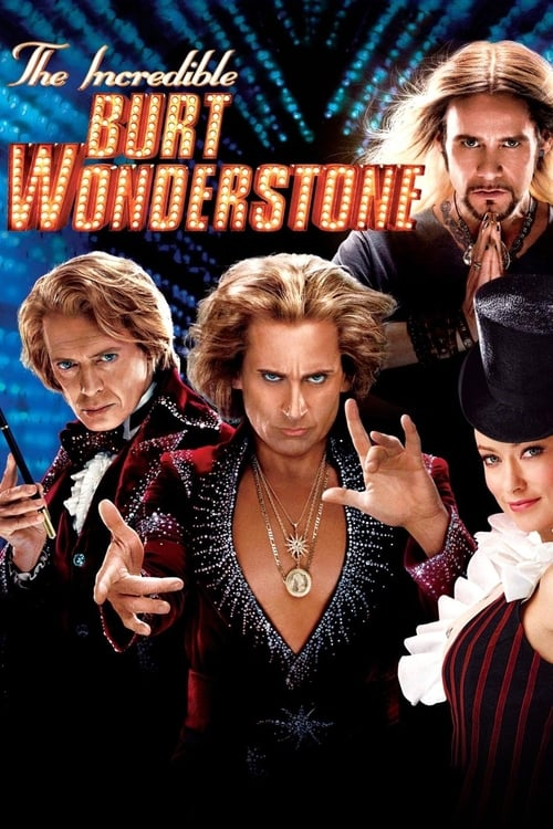 The Incredible Burt Wonderstone pelicula completa