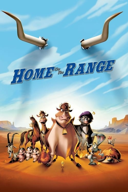 Watch Home on the Range (2004) Full Movie