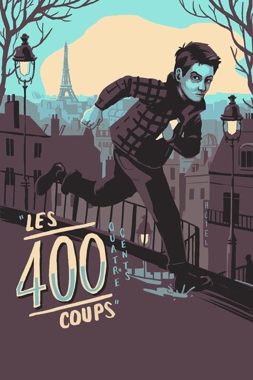 Regarder Les Quatre Cents Coups (1959) Streaming HD FR