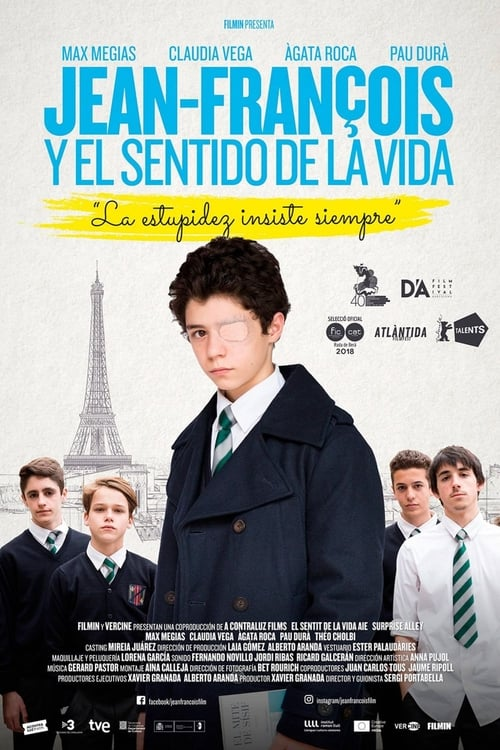Jean-François and the Meaning of Life Film en Streaming HD