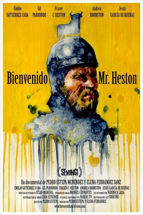 Película Bienvenido Mr. Heston Doblado Completo