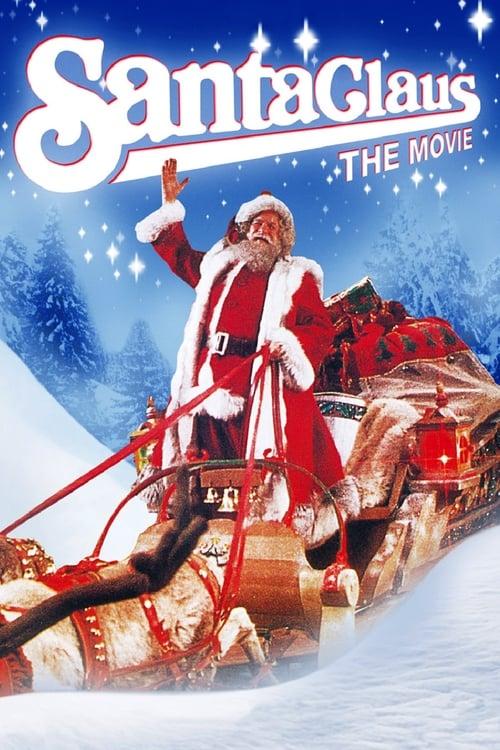 Santa Claus: The Movie (1985) Poster