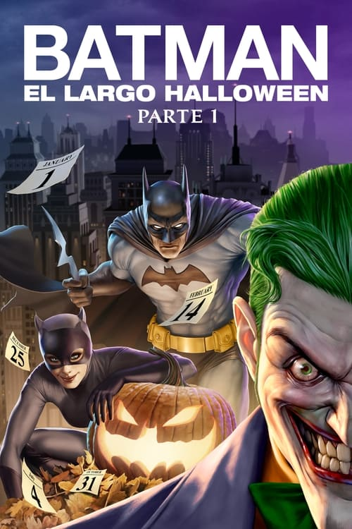Descargar Batman: El Largo Halloween, Parte 1 en torrent