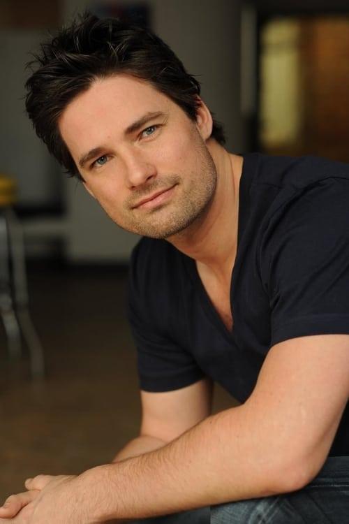 Kép: Warren Christie színész profilképe