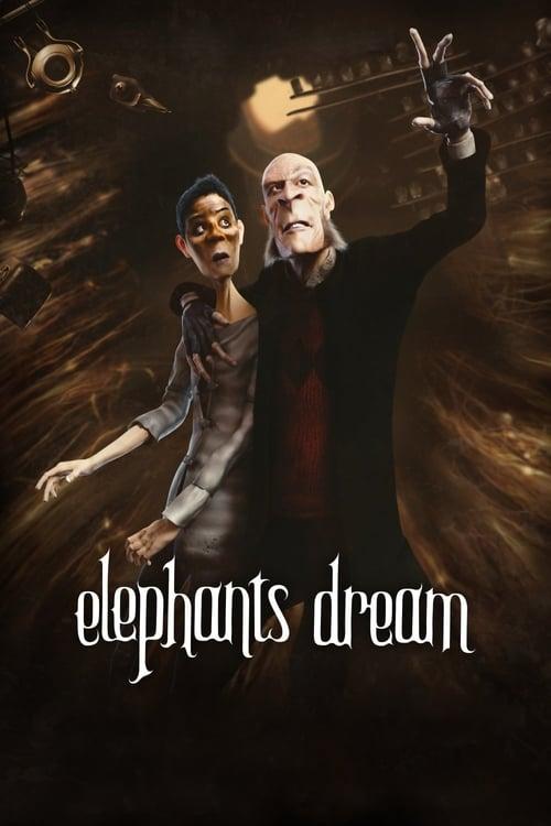 Elephants Dream - Poster