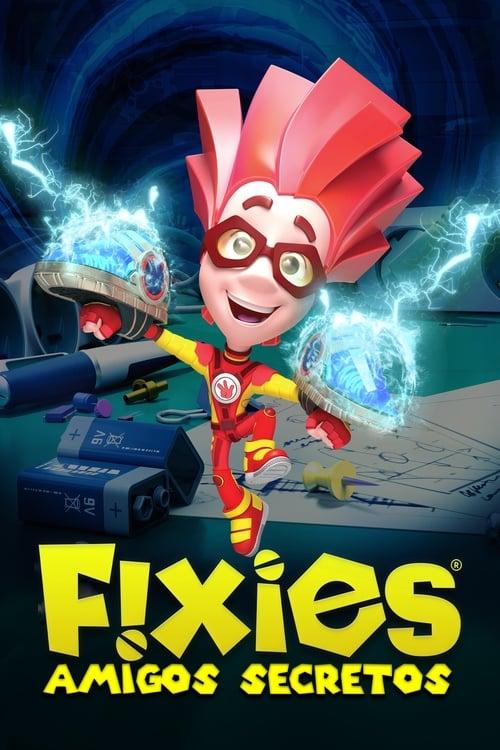 Fixies – Amigos Secretos