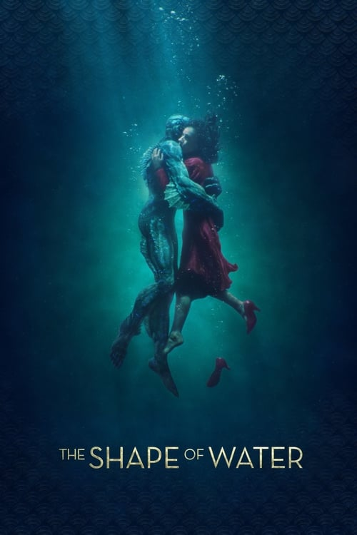 The poster of The Shape of Water