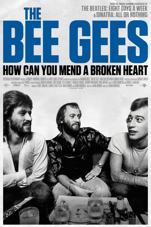 Image The Bee Gees How Can You Mend a Broken Heart