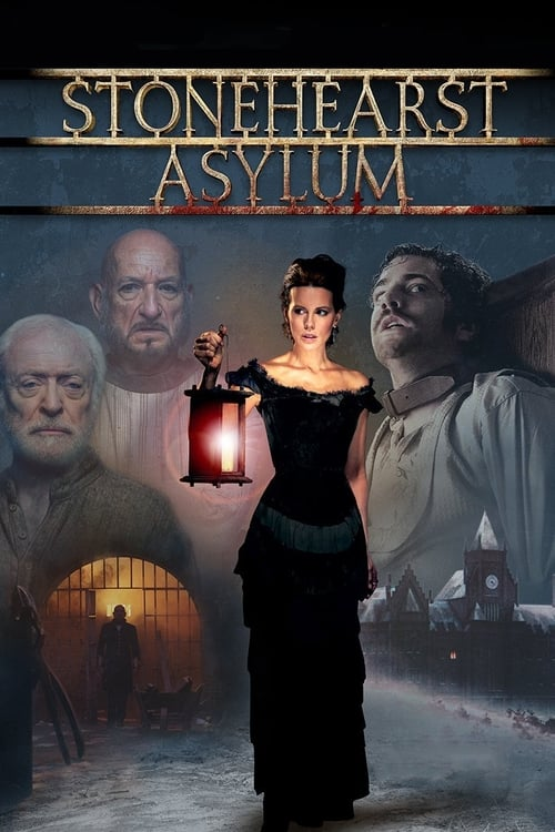 Largescale poster for Stonehearst Asylum
