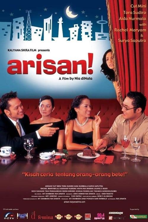 Película Arisan! Con Subtítulos