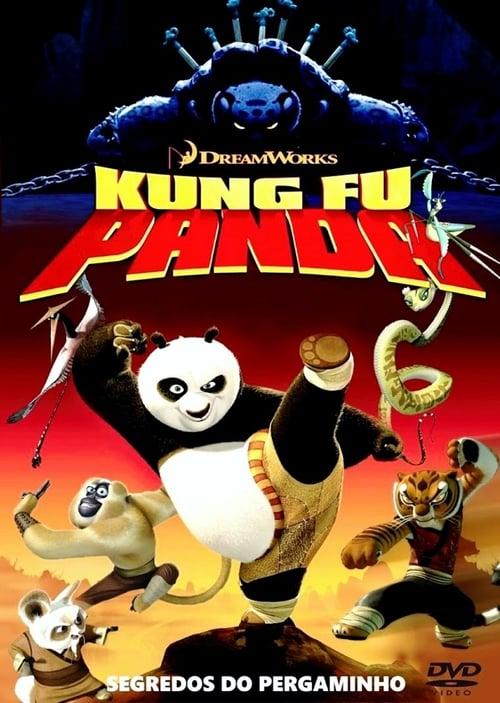 Assistir Kung Fu Panda: Segredos do Pergaminho Grátis