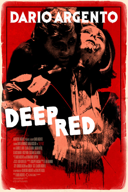 Largescale poster for Deep Red