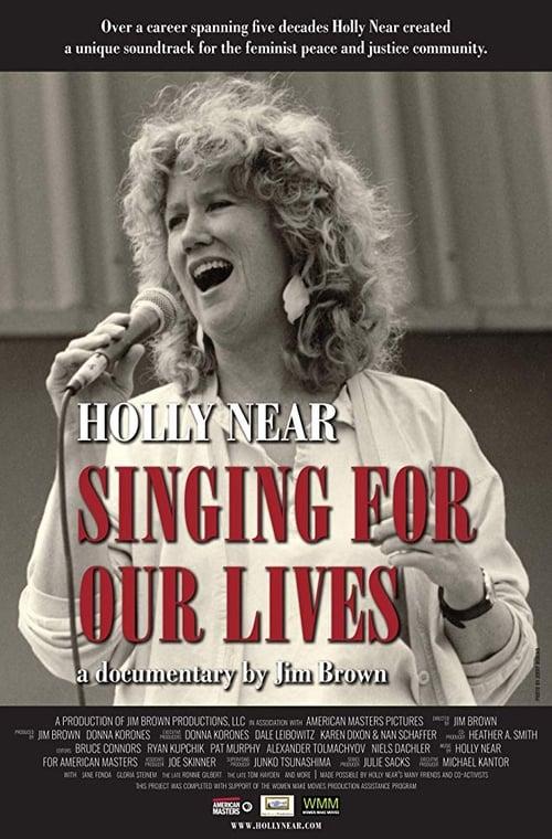 Mira La Película Holly Near: Singing for Our Lives En Español