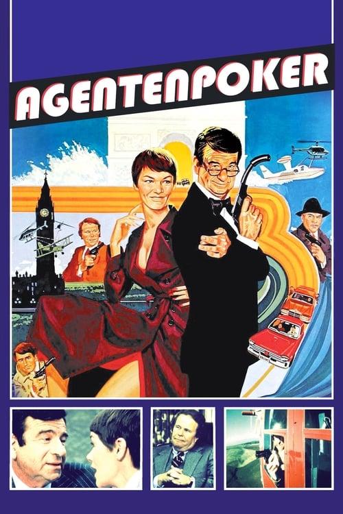 Poster von Agentenpoker