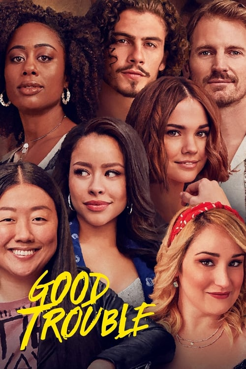 Good Trouble-Azwaad Movie Database