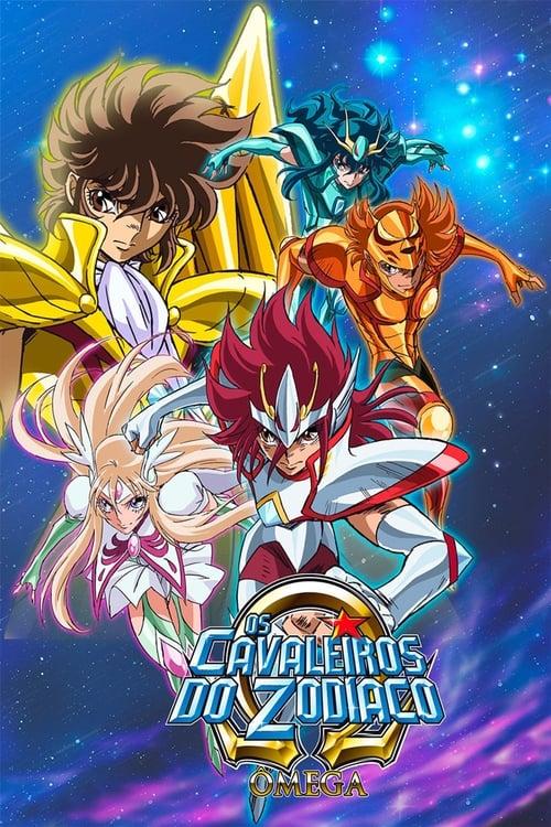 Os Cavaleiros do Zodíaco: Ômega 2ª Temporada Completa