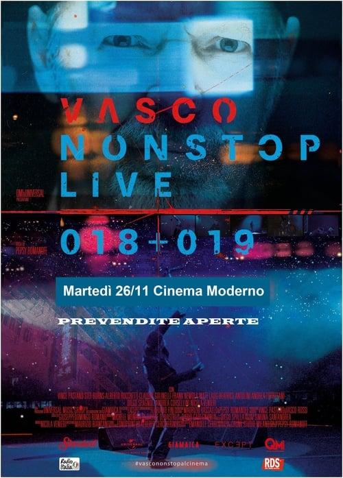 Vasco NonStop Live 2019