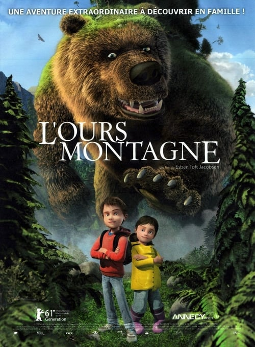 [1080p] L'Ours Montagne (2011) streaming Disney+ HD