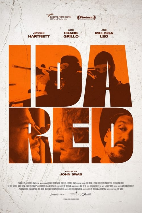 Ida Red (2021) Poster